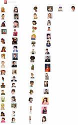 Total Drama (Japanese Dub) VA Cast Meme (Part 2)