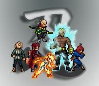 5 Kages plus Naruto by Ka0t1K