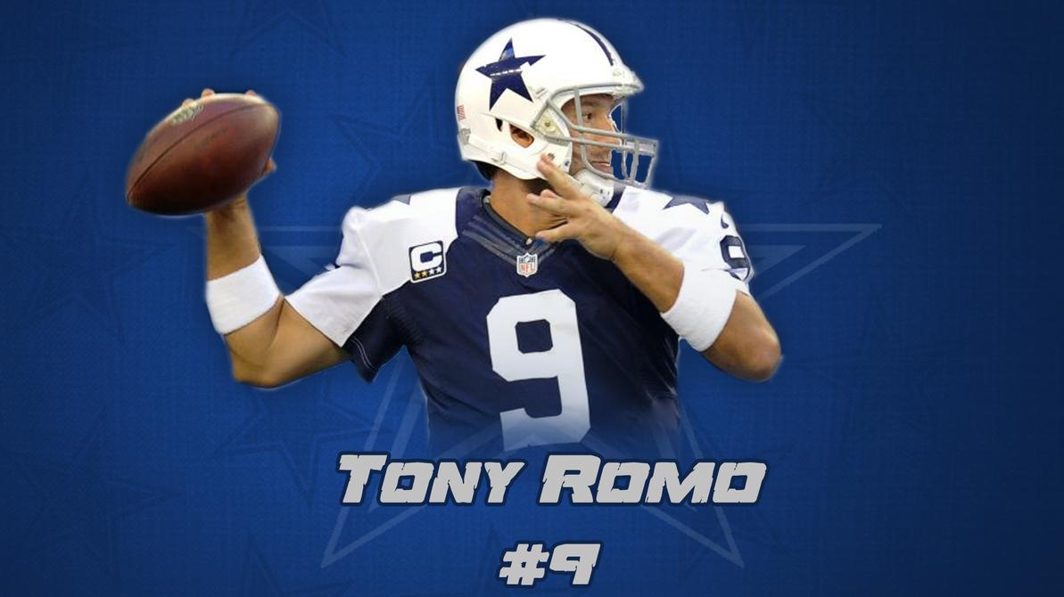 Tony Romo Wallpaper by truck90 on DeviantArt