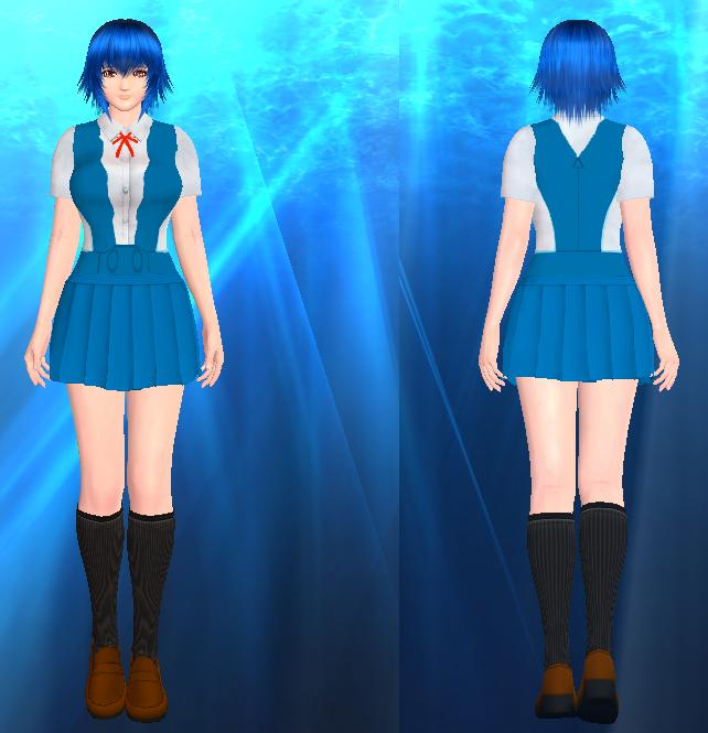 artificial girl 3 mod Rei by yamada-jiro
