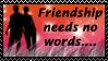 Friendship Stamp by PixieDust01