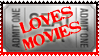 Movie Lover Stamp by PixieDust01