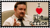 David Brent Stamp by PixieDust01