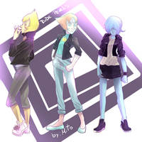 Rude Pearls by MiToLO04