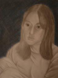 Self Portrait by Ryachanira