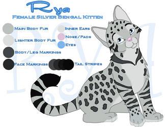 Rya Kitty Reference by Ryachanira