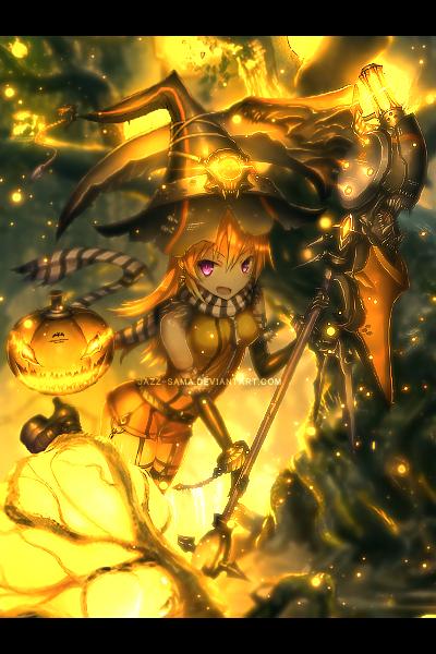Halloween by Jazz-sama