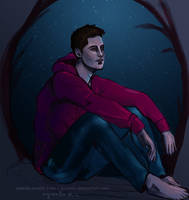 Stiles Stilinski (Teen Wolf) by vyrenia