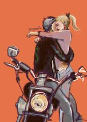 Riverdale // Bughead // Bike