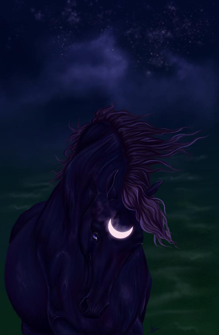 swamp fairy by DarkestHorn