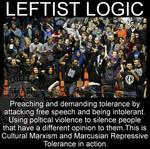 Leftist logic