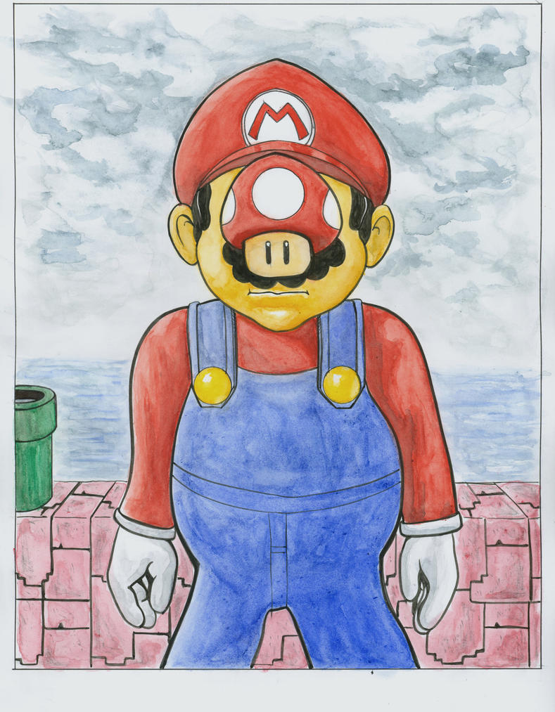 Son of Mario by TylerChinTanner