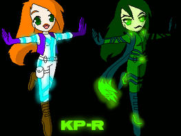 KP-R DANCE ANIMATION by RavinWood