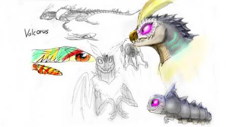 Valcorus Princess of the Monsters