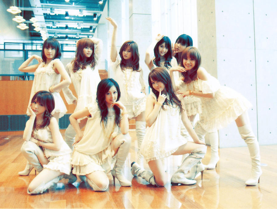 Morning Musume Shouganai 1 by LianaiGeming21