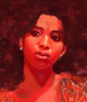 autoportrait by Zaitess