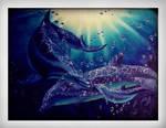 Dolphins-Family-Love by HeidiLRxx