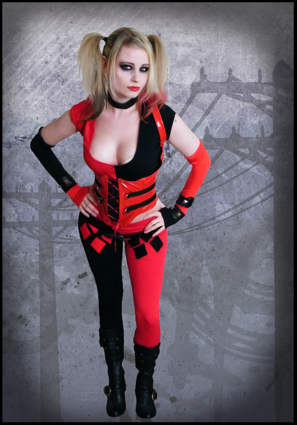Harley quinn arkham city 2 by drowningstar on deviantart harley quinn arkham city 2 by drowningstar solutioingenieria Image collections
