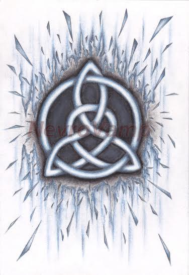 Celtic knot by NevroVamp