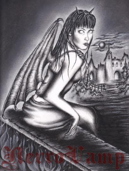 I'M NOT AN ANGEL by NevroVamp