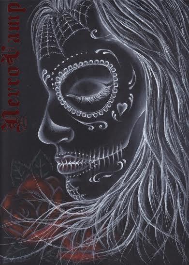 Sugar Skull by NevroVamp
