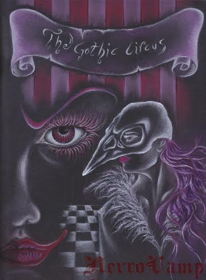 The Gothic Circus Series by NevroVamp