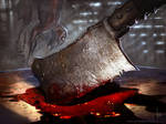Bloody Cleaver- Magic The Gathering