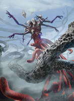 MTG-Battle For Zendikar- Endless One
