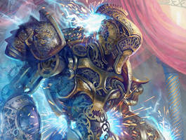 MTG - Aether Meltdown - Kaladesh by jason-felix