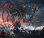 Sea Lord kraken Jason Felix