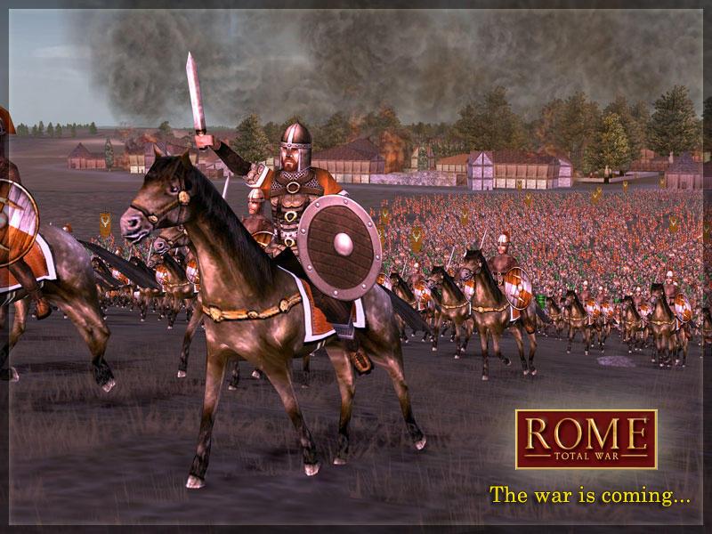 Rome Total War Wallpaper: Rome: Total War Wallpaper By Tbk22 On DeviantArt