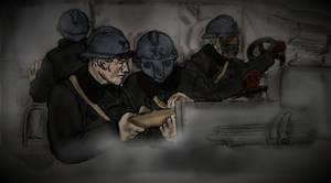 WW1 Continuez !