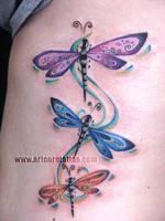 dragonfly by EvlogievaPetja