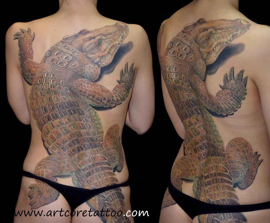 Krokodile by EvlogievaPetja