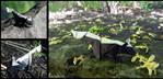 Skunk by FoldedWilderness