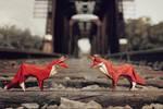Fox Brothers at the Bridge