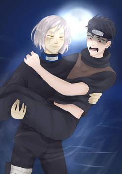 [Commission] Tae and Shisui