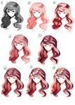 Hair Paint Tutorial