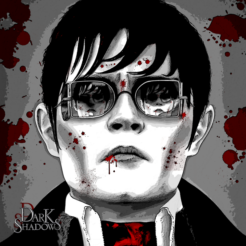 Barnabus Collins - Dark Shadows by chelano