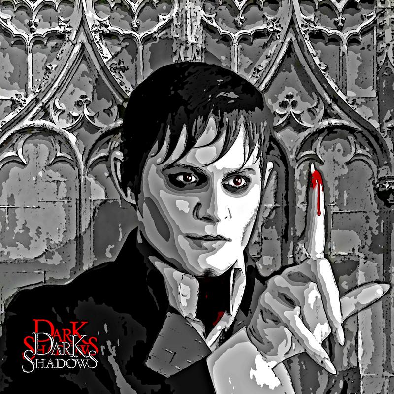 Barnabus Collins - Dark Shadows - Blood by chelano