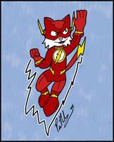 Flash Cat by chelano