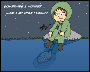Am I My Only Friend? by chelano