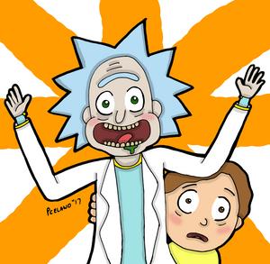 Rick Loves The Camera
