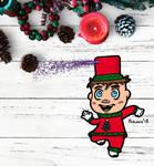 Christmas Spray Bottle Boy by chelano