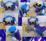 Meta Knight Plushi