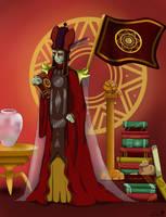 Neimoidian Hero - for Teq-Uila by Kweh-chan