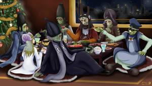 Sushi Night by Kweh-chan