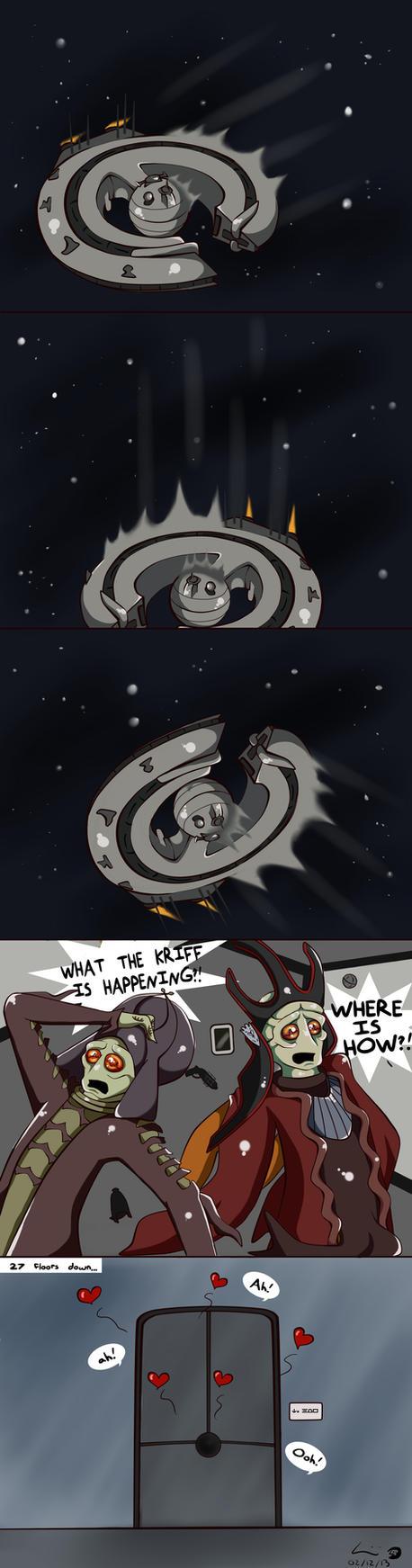 Pilot Error by Kweh-chan
