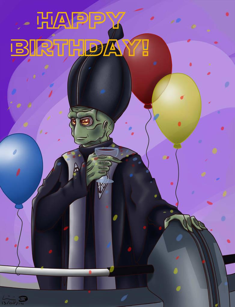 Birthday Dod by Kweh-chan