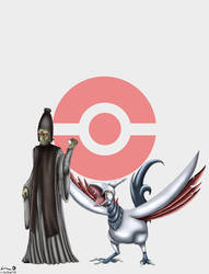 PokeWars - Lushros Dofine + Skarmory